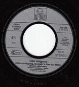 7inch Vinyl Single - Udo Jürgens - Entschuldigung, Wo Geht's Hier Zur Hölle