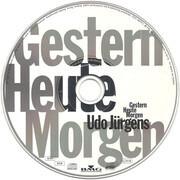 CD - Udo Jürgens - Gestern - Heute - Morgen