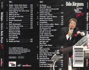 Double CD - Udo Jürgens - Gestern, Heute, Morgen Live'97