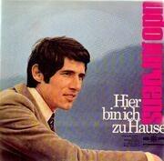 10'' - Udo Jürgens - Hier Bin Ich Zu Hause