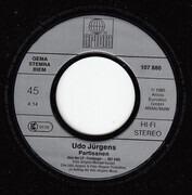 7inch Vinyl Single - Udo Jürgens - Partisanen