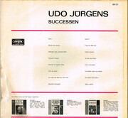 LP - Udo Jürgens - Successen