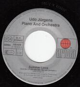 7inch Vinyl Single - Udo Jürgens - Summer Love