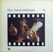 LP - Udo Jürgens - Udo International 2 - textured cover