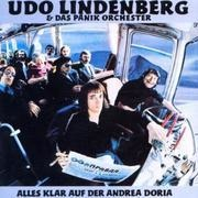 CD - Udo Lindenberg - Alles Klar Auf Der Andrea Doria