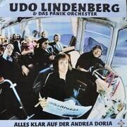 LP - Udo Lindenberg Und Das Panikorchester - Alles Klar Auf Der Andrea Doria
