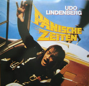 LP - Udo Lindenberg - Panische Zeiten