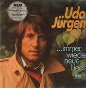 LP - Udo Jürgens - ...Immer Wieder Neue Lieder