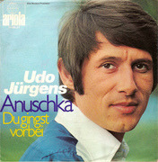 7'' - Udo Jürgens - Anuschka