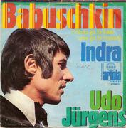 7'' - Udo Jürgens - Babuschkin (Wodka Gut Für Trallala - Liebe Gut Für Hopsasa)