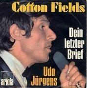 7'' - Udo Jürgens - Cotton Fields