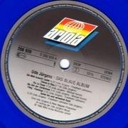 LP - Udo Jürgens - Das blaue Album - blue vinyl