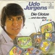 7'' - Udo Jürgens - Die Glotze (... Und Das Alles In Farbe)
