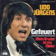 7'' - Udo Jürgens - Gefeuert