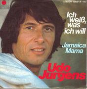 7'' - Udo Jürgens - Ich Weiß Was Ich Will