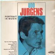 LP - Udo Jürgens - Portrait in Musik