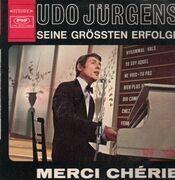 LP - Udo Jürgens - Seine Größten Erfolge / Merci Chérie