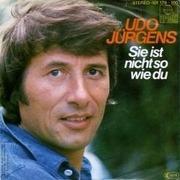 7'' - Udo Jürgens - Sie Ist Nicht So Wie Du
