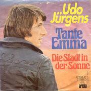 7'' - Udo Jürgens - Tante Emma / Die Stadt In Der Sonne