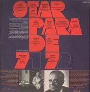 LP - Udo Jürgens, Howard Carpendale, Marlene Dietrich - Starparade 71 / 72