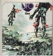 LP - UFO - Live - Original 1st German