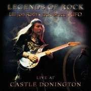 Double CD - Uli Jon Roth - Live At Castle Donington