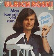 Double LP - Ulrich Roski - Man Kommt Viel Rum