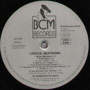LP - Ultramagnetic MCs - Critical Beatdown - Kool Keith