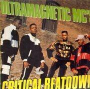 LP - Ultramagnetic MCs - Critical Beatdown