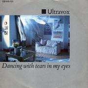 7'' - Ultravox - Dancing With Tears In My Eyes