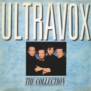Double LP - Ultravox - The Collection