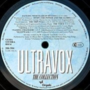 LP - Ultravox - The Collection