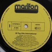LP - Unknown Artist - 20 Top Hits International