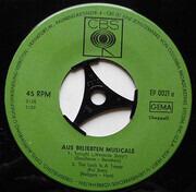 7inch Vinyl Single - Bernstein, Rodgers, Lerner - Aus Beliebten Musicals
