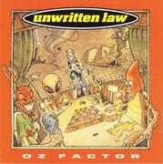 CD - Unwritten Law - Oz Factor