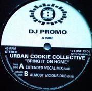 12'' - Urban Cookie Collective - Bring It On Home