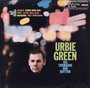 LP - Urbie Green - The Best Of New Broadway Show Hits