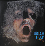 LP - Uriah Heep - Very 'eavy Very 'umble