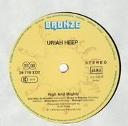 LP - Uriah Heep - High And Mighty