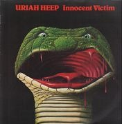 LP - Uriah Heep - Innocent Victim - GERMAN ORIGINAL