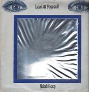 LP - Uriah Heep - Look At Yourself - PINK RIM