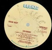 LP - Uriah Heep - Salisbury - Bronze UK