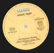 LP - Uriah Heep - The Magician's Birthday - FOC