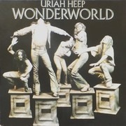 LP - Uriah Heep - Wonderworld