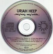CD - Uriah Heep - ...Very 'Eavy Very 'Umble...