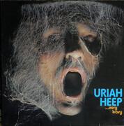 LP - Uriah Heep - ...Very 'Eavy Very 'Umble... - Gatefold
