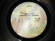 LP - Uriah Heep - Demons And Wizards - Gatefold