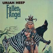 LP - Uriah Heep - Fallen Angel - Gatefold