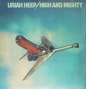 LP - Uriah Heep - High And Mighty - 180g