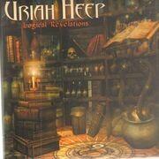Double LP - Uriah Heep - Logical Revelations
